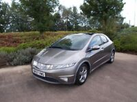 Honda Civic 2.2 diesel Cdti fsh outstanding