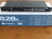 For Sale MOTU 828X THUNDERBOLT INTERFACE GBP 535.00