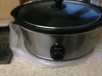 my slow cooker this is brand new unused still in the box 6.5