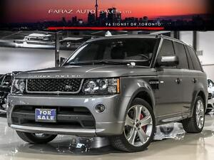 2013 Land Rover Range Rover Sport SUPERCHARGED|TV/DVD|360CAM|FUL