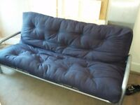 Great double bed futon for sale £60 or best offer