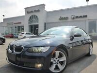 2009 BMW 335i Coupe Manual Bluetooth HTD Frnt Seats Xenons Sunro