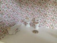 1:24 3-piece bathroom set for dolls house