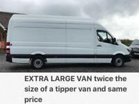 Man and Van, house removal, waste disposal, Rubbish collection, house clearance, rubbish clearance