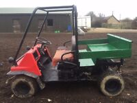 KAWASAKI MULE 2510 4X4 FARM VEHICLE DELIVERY CAN BE ARRANGED