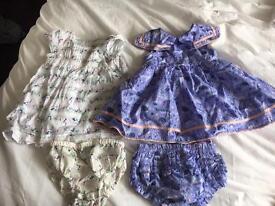 0/3 dress bundle