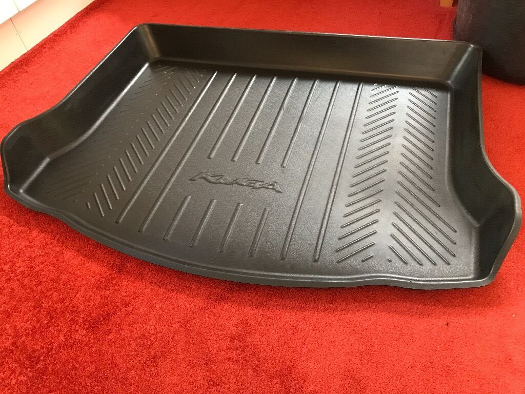 Ford Kuga Boot Liner Mat Genuine Ford Part In Lyndhurst