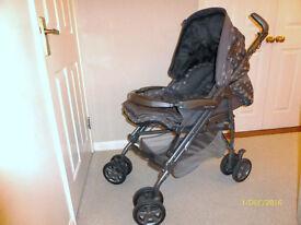 Mamas & Papas Pliko Pramette & Primo Viaggio Car Seat