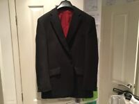 Men's formal Dinner Suit with Optional Formal shirt