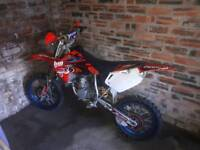 Honda cr 85 2007 race tuned