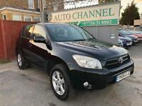 Toyota RAV4 2.0 XT4 5dr£4,445 p/x welcome FREE WARRANTY. NEW MOT