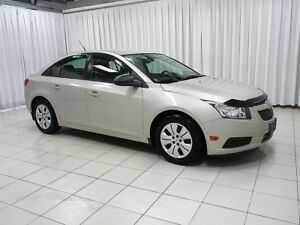 2013 Chevrolet Cruze AN EXCLUSIVE OFFER FOR YOU!!! 1.8 L SEDAN w