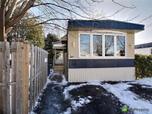 129 900$ - Maison mobile à vendre à Longueuil (St-Hubert)