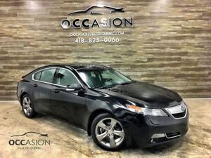 2013 Acura TL TL Technology Package AWD