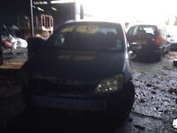 Ford C-Max breaking