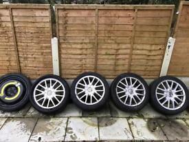 Golf Mk5 Alloy Wheels 07498876976