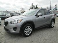 2013 Mazda CX-5 ACCIDENT FREE**SUNROOF** 3 YEARS WARRANTY INCLUD
