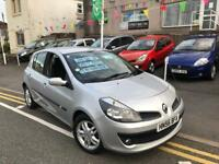 2006 56 Renault Clio 1.4 dynamique, 5 door, cheap car
