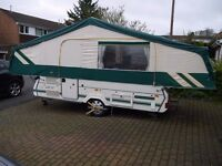 PENNINE AND CONWAY FOLDING CAMPER trailer tent WANTED