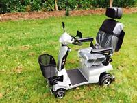 Quingo vitess scooter cost £4700 as new can deliver