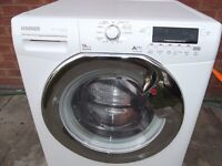 *SALE* HOOVER 9 KG WASHING MACHINE FULLY REFURBISHED COMES WITH 3 MONTHS WARRANTY
