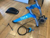 TacX Satori Bike Trainer + accessories *RIDE ANY DAY*