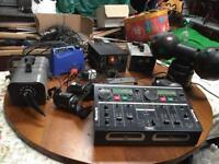 Disco gear job lot