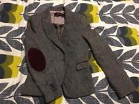 Zara Tweed Style Jacket - UK 8/10