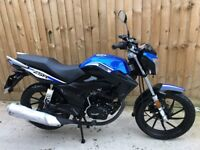 Lexmoto 125cc 2015 rkv ybr cbr cbf cg en sr