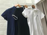 Fred Perry and Ralph Lauren