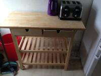Kitchen trolley/table