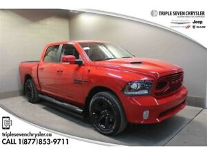 2018 Ram 1500 Sport (140.5 WB - 5.7 Box) Leather - Bluetooth