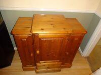 Beautiful Pine Unit For Sale £25