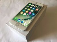 ** Brand New Apple iPhone 6 64GB White/Silver Factory Unlocked Apple Warranty **