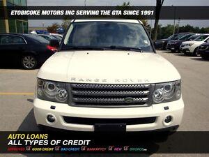 2009 Land Rover Range Rover Sport HSE / NAVIGATION