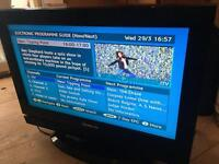 "Techwood 26"" LCD TV with Freeview"