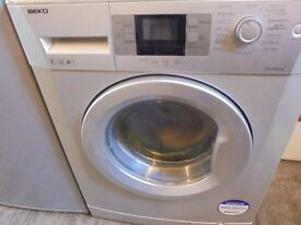BEKO 7 KG SILVER WASHING MACHINE,,,,, NICE N CLEAN ,,, FREE DELIVERY