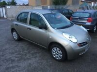 NISSAN MICRA S AUTO MOT UNTIL AUG 2019 2 KEYS NICE AND CLEAN