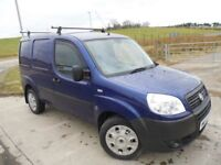 FIAT DOBLO 1.2 16V MULTIJET 1d 74 BHP 6 Month RAC Parts & Labour Warranty