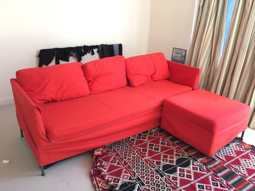 huge discount f4dc0 95dc5 IKEA BRATHULT sofa. Only used 3 months | in Westminster, London | Gumtree