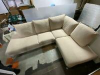 🚚🚚🚚✅✅✅Imported Spanish Made Corner Sofa For Sale Super Comfortable Free Delivery Radius Apply ✅✅