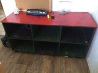 Box unit storage