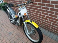Trials bike , Beta 125cc 2003