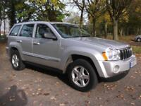 JEEP GRAND CHEROKEE 3.0 CRD Limited 5dr Auto ++ FULL SERVICE WITH A;LL STAMP++ CRUISE CONTROL 2005