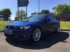 09 BMW 3 Series coupe M Sport