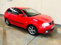 Seat Ibiza 1.4 formula sport in excellent condition low mileage 1 years mot full service history