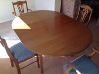 Dining furniture by Nathan