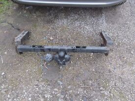 Peugeot 307 tow bar with electrics 07774691083