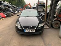 2008 Volvo S40 SE Lux D 4dr 2.0 Diesel Black BREAKING FOR SPARES