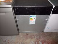 Smeg Integrated Dishwasher D16013D - Ex Display